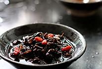 #超能量菰米试用之养肾粥的做法