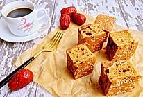 #硬核菜谱制作人#红枣糕的做法