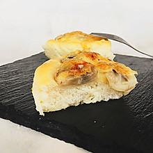 香蕉披萨(自制披萨饼皮)