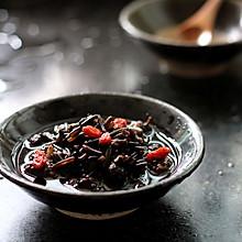 #超能量菰米试用之养肾粥