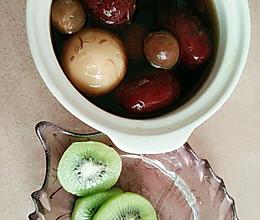 桂圆红枣鸡蛋的做法