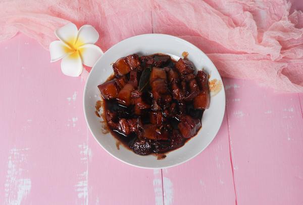 做法简单而且下饭的红烧肉,跟米饭真的是绝配的做法