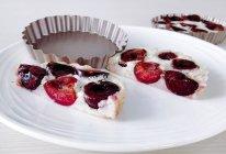 樱桃布丁派(电饼铛烤)的做法