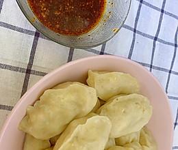 #人人能开小吃店#减肥大忌:蒸饺的做法