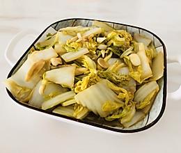 醋熘白菜的做法