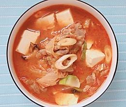 韩式嫩豆腐汤的做法