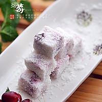蔓越莓牛奶小方的做法图解10