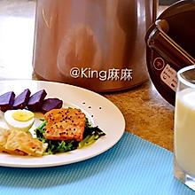 浓香豆浆#极速早餐#