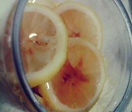 腌柠檬(蜂蜜柠檬茶)的做法