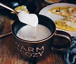 花生燕麦奶露的做法