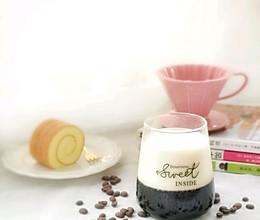 #春季减肥,边吃边瘦#牛奶咖啡冻的做法