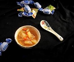 小吊梨汤-养颜美容,润肠通便,润肺清火的老北京养生甜品的做法