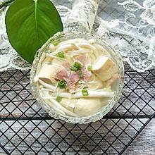 白玉豆腐汤