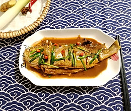 #下饭红烧菜#家常烧黄花鱼的做法