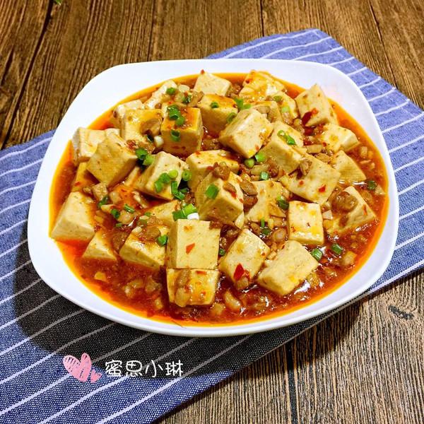 【母亲节】麻婆豆腐—妈妈的味道的做法