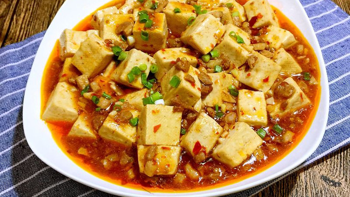 【母亲节】麻婆豆腐—妈妈的味道