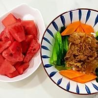 【孕妇食谱】日式肥牛饭,汤汁浓郁,口感爆棚,不输吉野家~的做法图解14