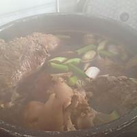大喜大牛肉粉试用之不加一滴油的〜私房卤牛肉的做法图解7
