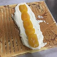 可可大理石纹蛋糕卷的做法图解25