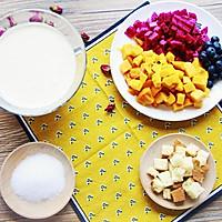 水果杯:一道让你嗅得到夏天味道的甜品!的做法图解1
