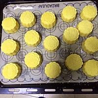 超人气半岛【港式奶黄月饼】的做法图解12