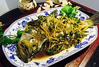 清蒸野生石斑鱼的做法