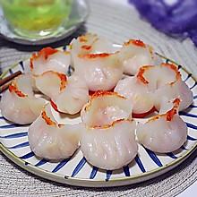 水晶虾饺#团圆饺子恒顺醋#