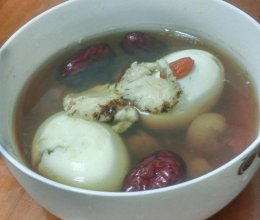 补气血甜汤(可以当早餐)的做法