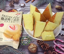"""#甜蜜暖冬,""""焙""""感幸福#戚风蛋糕的做法"""