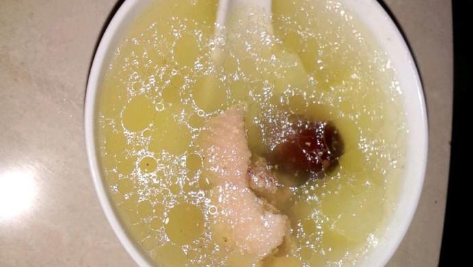 鸡肉木瓜汤