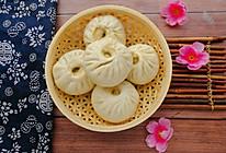 #母亲节,给妈妈做道菜#槐花大包子的做法