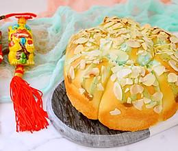 爆浆面包的做法