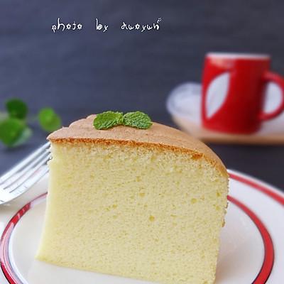 水浴棉花蛋糕