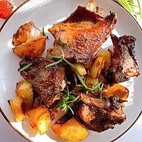 ❗️家庭秘制烤羊排❗️吃过最好吃的方子 超简单的做法图解5