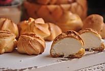 #橄榄中国味 感恩添美味#奶油泡芙的做法