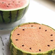 西瓜蛋糕~夏天来啦