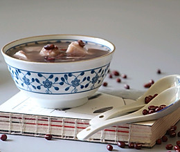 芋头红豆汤的做法
