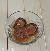 香菇肉丁油饭的做法图解3