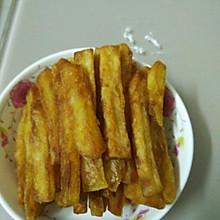 奶香味炸薯条