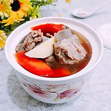 #入秋滋补正当时#胡萝卜山药排骨汤