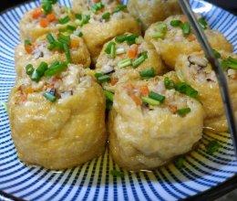 精心为考生打造全营养的酿油豆腐的做法