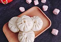 #母亲节,给妈妈做道菜#小白菜鸡蛋木耳素包子的做法