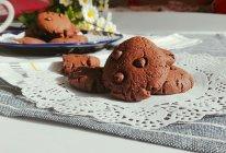 类似趣多多巧克力饼干的做法