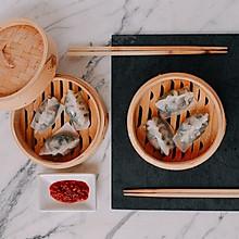 水晶蒸饺 ( 水晶饺子皮详细步骤)