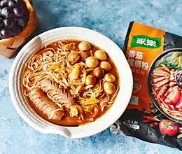 #饕餮美味视觉盛宴#番茄螺蛳粉的做法