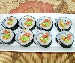 简单易做的的寿司的做法