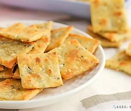 豆腐海苔脆饼 宝宝辅食食谱的做法