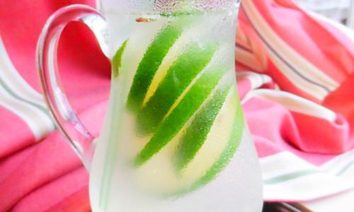 冰爽柠檬汁的做法