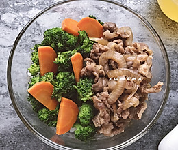 宝宝版小牛饭#快乐宝宝餐#的做法