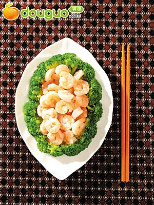 健康美味的大菜:绿色田园的做法